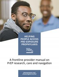 PrEP Navigator Manual Cover